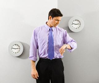 Chỉ số KPI về giờ làm việc của nhân viên