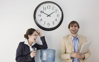 Các điều luật về thời gian làm việc