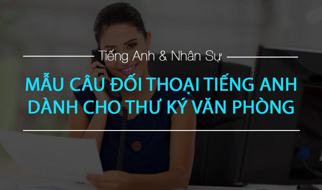 doi thoai thu ky van phong