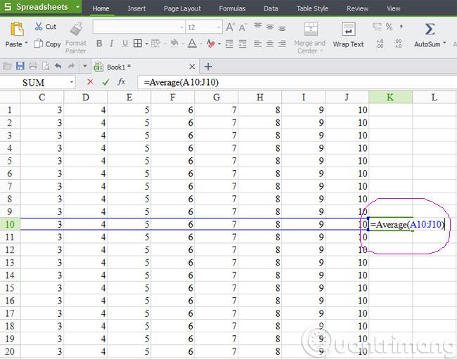 Những hàm cơ bản nhất trong Excel 3