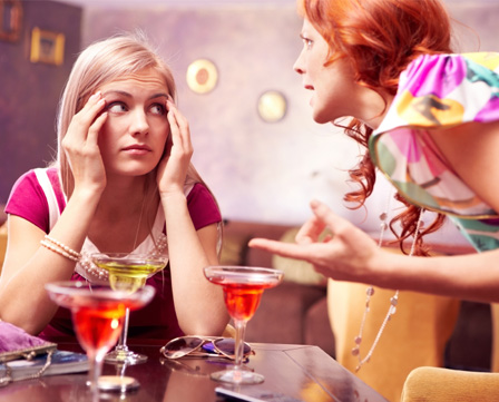 Bí quyết ứng phó với những người bạn không ưa