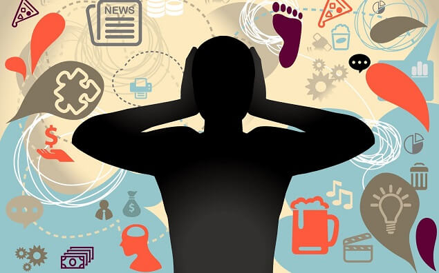 4 yếu tố gây mất tập trung trong văn phòng