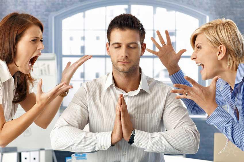 Giải pháp nào cho thái độ tiêu cực