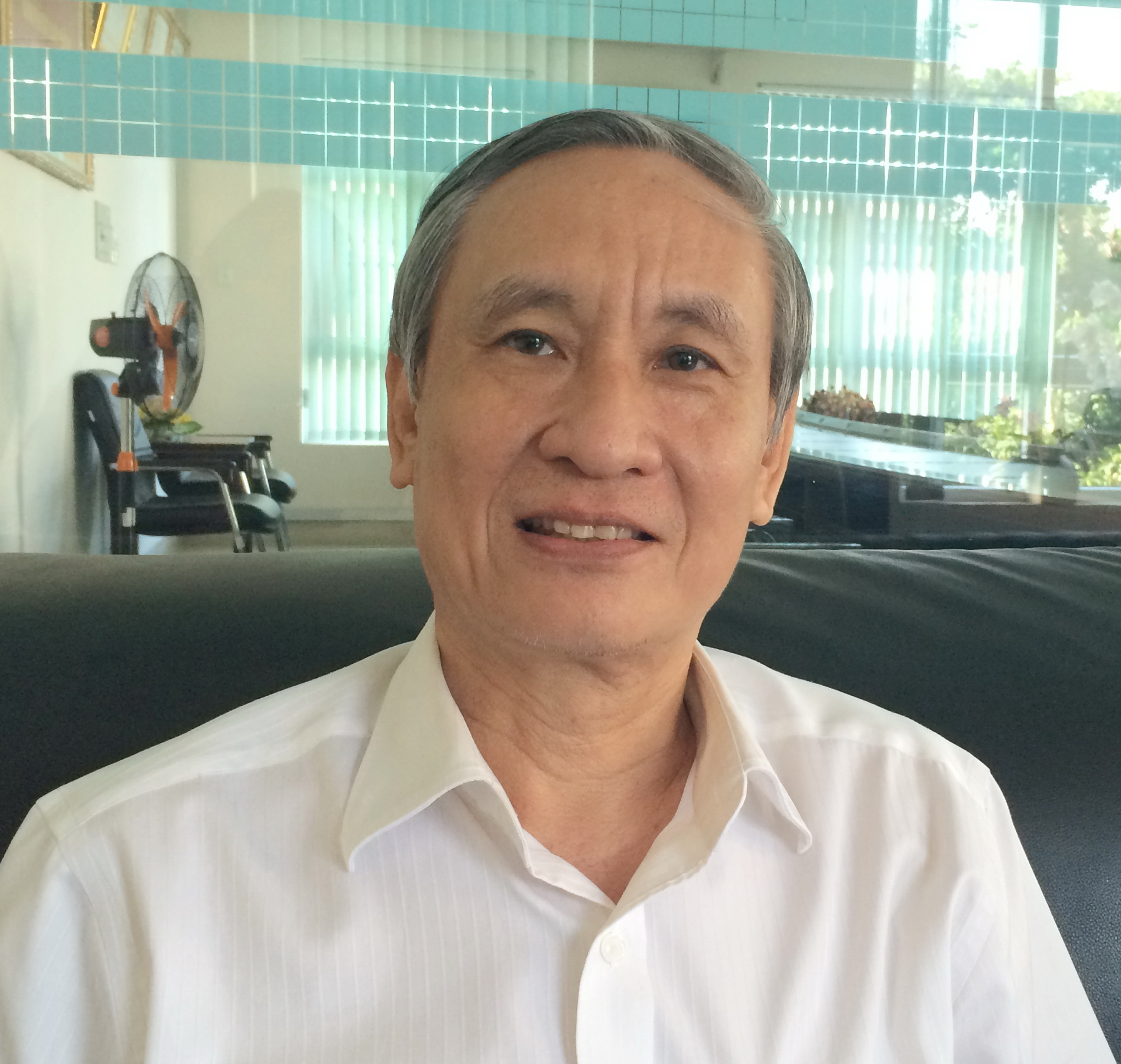 Ông Cao Vn Sang. ¢nh: L.TH.H