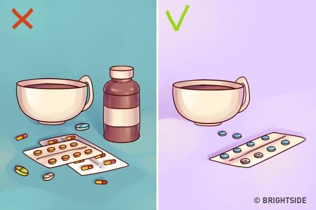Uống Paracetamol