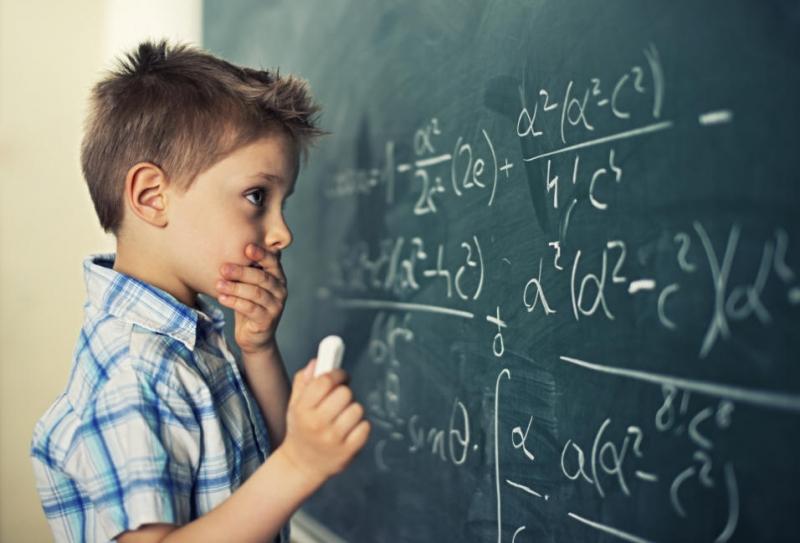 cải thiện toán học cho trẻ