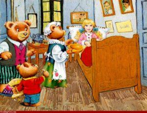 Câu chuyện Goldilocks