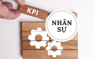KPI phòng nhân sự (demo version)