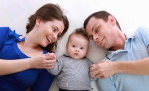 gia đình - cha mẹ - con cái