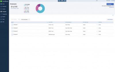 Phần mềm nhân sự   Phần mềm biên chế nhân sự – Mac Payroll