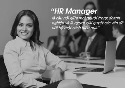 Offline Nhân Sự: Chân Dung HR Manager