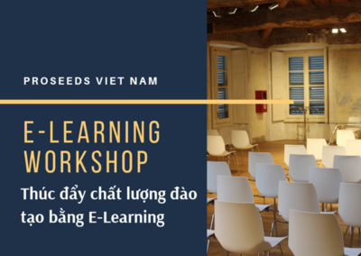 [Workshop] Giải pháp E-Learning