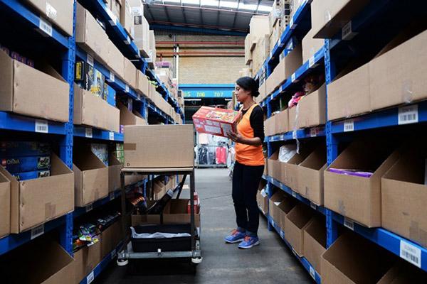 Những quy định về sắp xếp hàng hóa trong kho 1