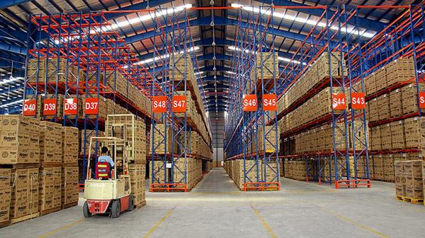 Những quy định về sắp xếp hàng hóa trong kho 2