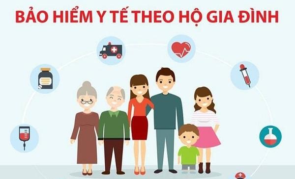 bảo hiểm y tế theo hộ gia đình