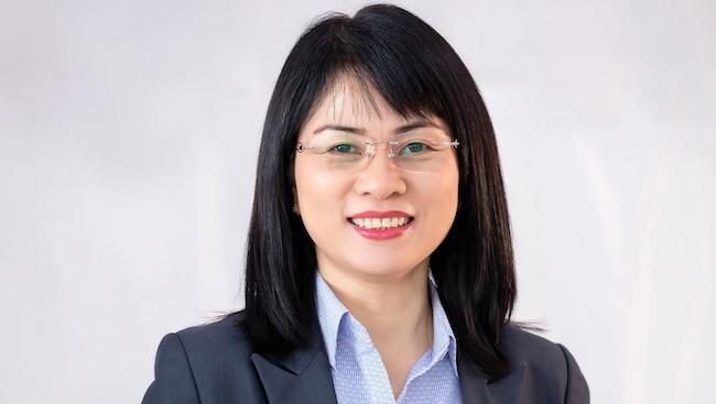 Bà Lê Hà Mai Thảo, Giám đốc Công ty TNHH Giải pháp nhân lực mới.